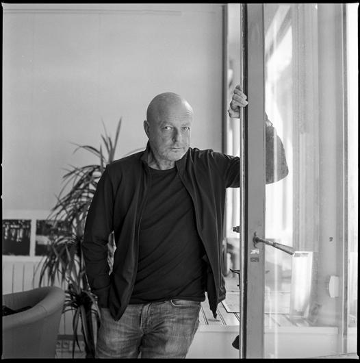Gérard Krawczyk. Movie Director. Paris 2018