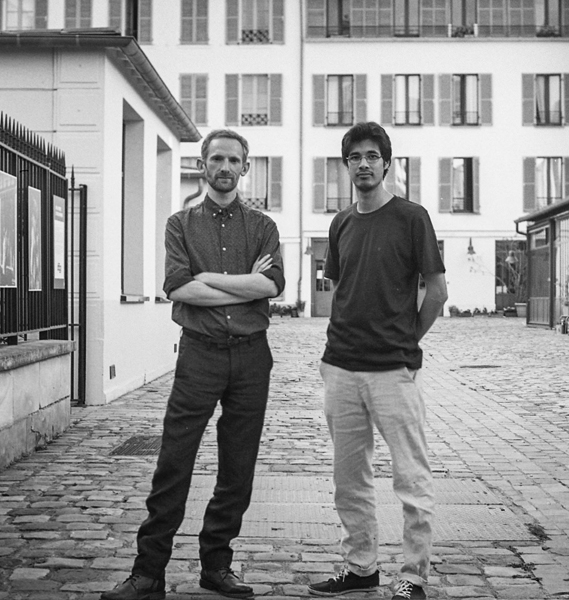 Yves Marchand and Roman Meffre. Photographers. Paris 2018