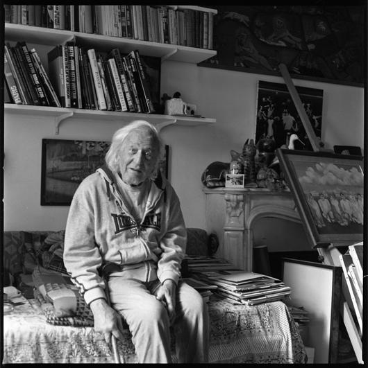 William Klein. Photographer.Paris 2018