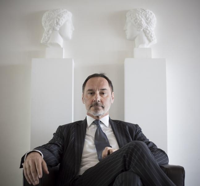 Benoît Chappuis, attorney, Professor of law, Geneva