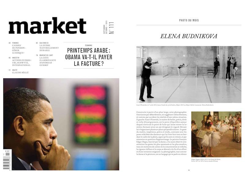 Magazine market №111 , Geneva